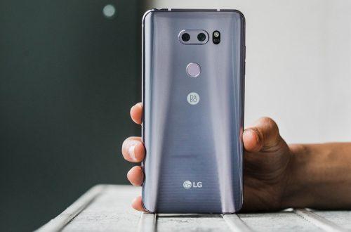 Без спешки. Смартфон LG V35 ThinQ только сейчас получил Android Pie