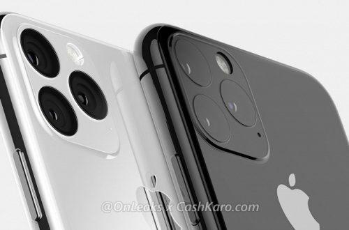Новые изображения и видео демонстрируют квадратную камеру iPhone XI и iPhone XI Max вблизи