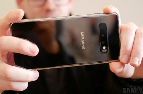 Застыдили. Samsung готовит для флагманских Galaxy S10 специальный ночной режим съёмки