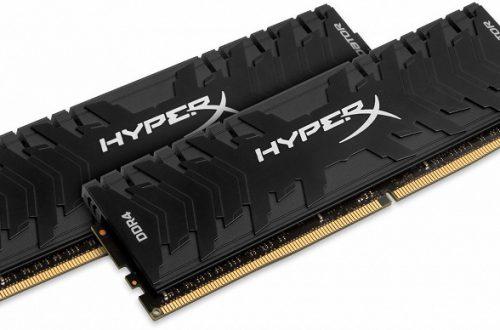 Линейку HyperX Predator пополнили наборы модулей памяти DDR4-4266 и DDR4-4600 суммарным объемом 16 ГБ
