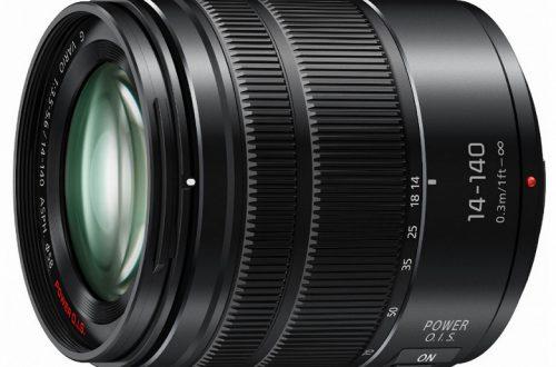 Объектив Panasonic Lumix G Vario 14-140mm F3.5-5.6 II ASPH Power OIS защищен от брызг и пыли