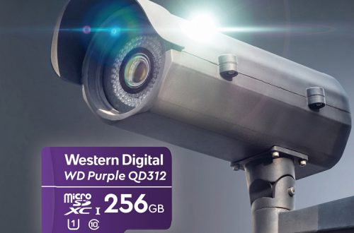 Карточка памяти Western Digital WD Purple SC QD312 Extreme Endurance microSD предназначена для умных систем видеонаблюдения