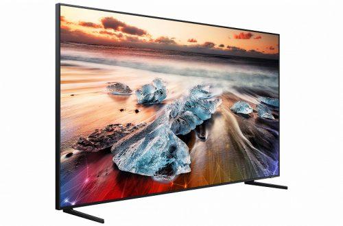 В России выходит самый большой телевизор Samsung за 6 млн рублей