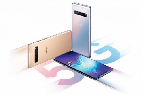 Опубликованы официальные качественные изображения Samsung Galaxy S10 5G во всех цветах и обои для него