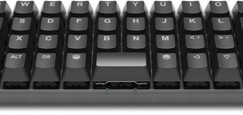 У клавиатуры Planck EZ всего 47 клавиш