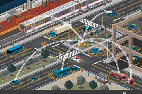 NEMA разработает стандарты для связи между транспортными средствами и дорожной инфраструктурой