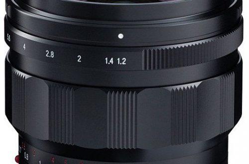 Названа европейская цена объектива Voigtlander Nokton 50mm f/1.2 Aspherical с креплением Sony E