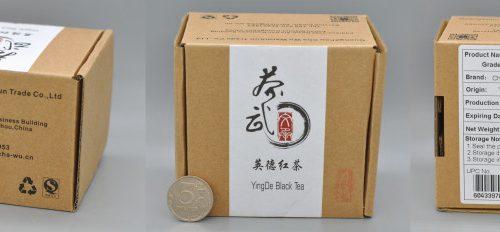 Китайский черный чай Cha Wu YingDe
