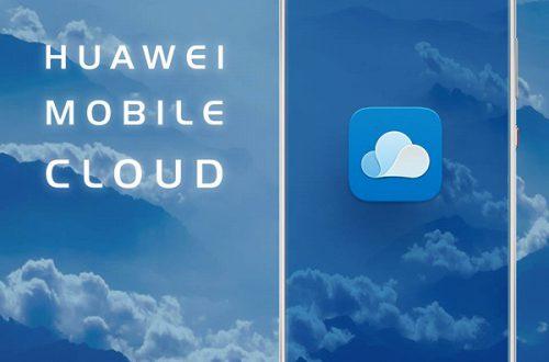 Huawei запустила облачный сервис для пользователей смартфонов в России