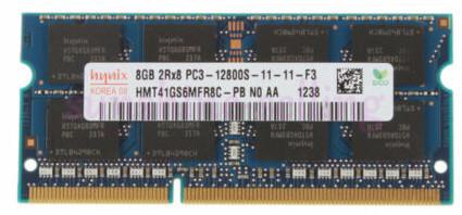 """Обман наоборот. Память SO-DIMM DDR-3 8Gb 2Rx8 от """"Нynix""""."""