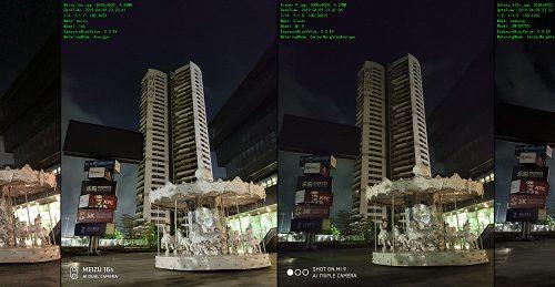 Лучше, чем Xiaomi Mi 9: в Сети появилось первое сравнение фотографических возможностей Meizu 16s с различными конкурентами