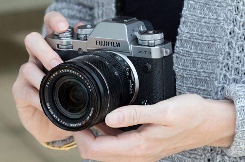 Fujifilm улучшает автофокусировку камеры X-T3