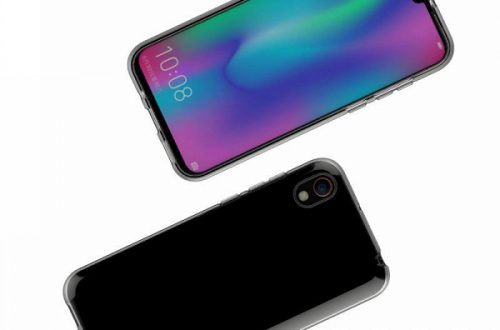 Появились изображения смартфона Honor 8S