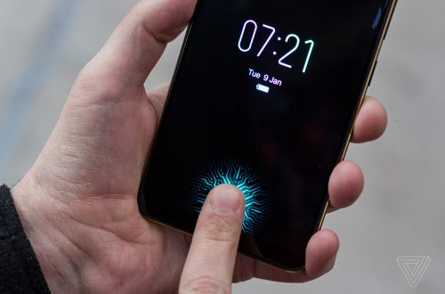 Xiaomi уже объявила, что будет использовать новейшую технологию размещения дактилоскопа под ЖК-экраном