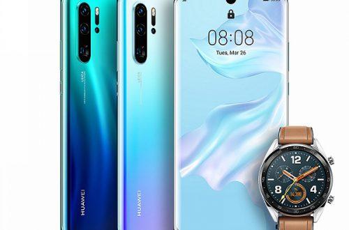 Стартовали продажи флагманских камерофонов Huawei P30 и P30 Pro в России