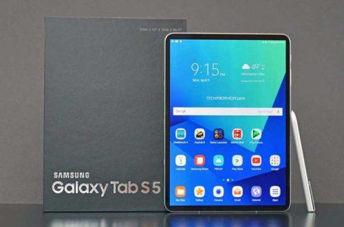 SoC Snapdragon 855, улучшенный стилус S Pen и узкие рамки. Первые детали о флагманском планшете Samsung Galaxy Tab S5