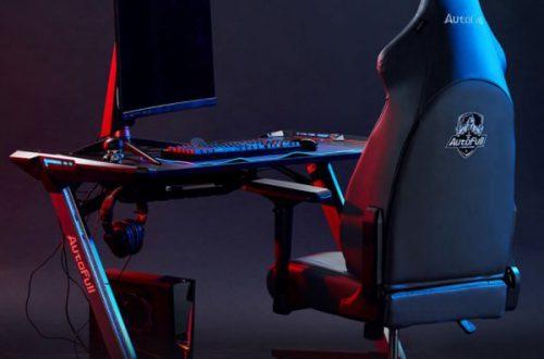 Представлено геймерское кресло Xiaomi AutoFull gaming chair ценой $415