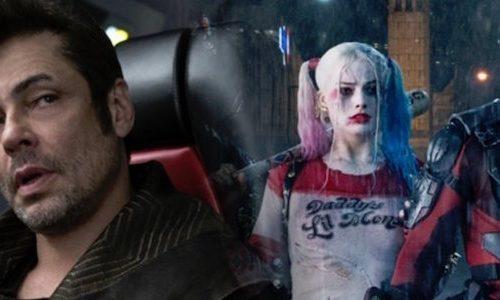 Бенисио Дель Торо сыграет злодея в «Отряде самоубийц» (2021)