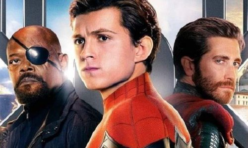Ник Фьюри и Мистерио на новых постерах «Человека-паука: Вдали от дома»