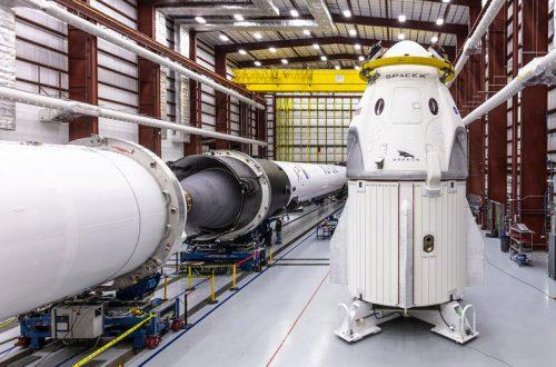 Был уничтожен. SpaceX прокомментировала аварию с космическим кораблём Crew Dragon