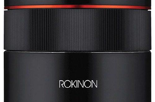 Представлен объектив Rokinon AF 45mm f/1.8 FE с креплением Sony E
