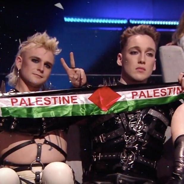 «Оккупация должна прекратиться»: На «Евровидении» в Израиле разгорелся крупнейший политический скандал