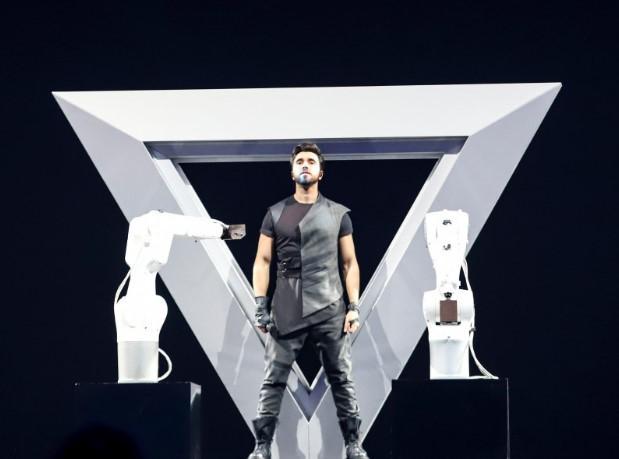 Единогласно: Зрители и профессиональное жюри России отдали максимальный балл на «Евровидении-2019» одной стране