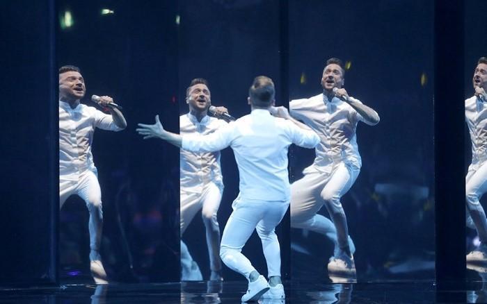 Россию впервые за 5 лет не освистали на «Евровидении»