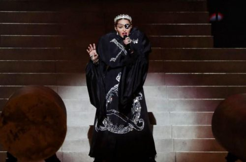 Стало известно что получила Мадонна за участие в «Евровидении»