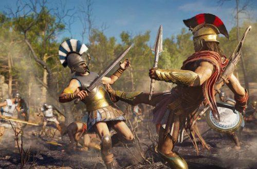 В мае в Assassin's Creed: Odyssey появится новое сюжетное задание