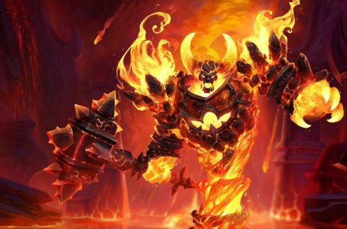 Blizzard объявила дату выхода World of Warcraft Classic