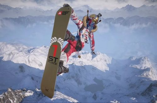 Ubisoft устроила раздачу Steep в Uplay