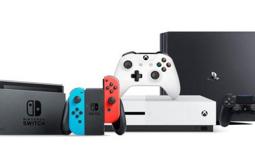 Switch обошла PlayStation 4 по продажам в Японии