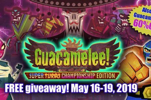 Магазин Humble Bundle устроил раздачу Guacamelee!