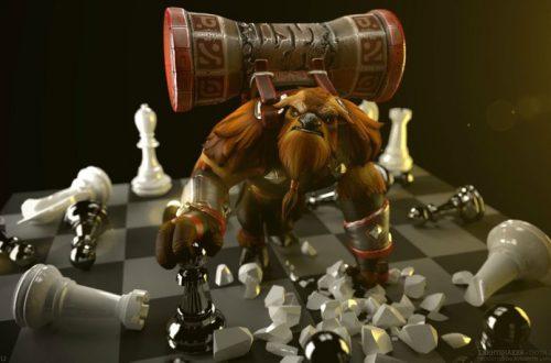 Valve объявила о разработке собственной версии Dota Auto Chess