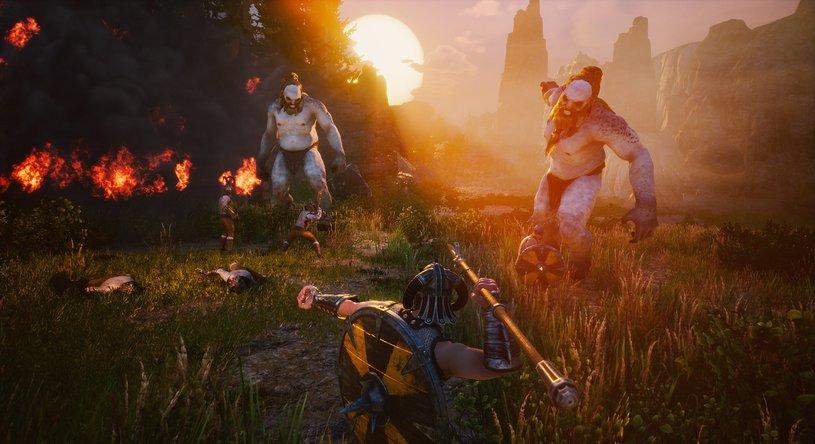 Rune II стала эксклюзивом Epic Games Store