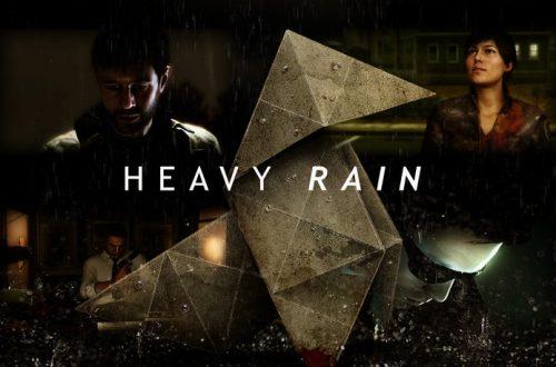 Демо-версия Heavy Rain для ПК выйдет завтра