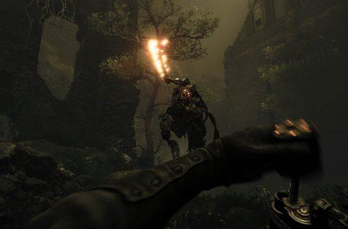В Сети появилась короткая запись геймплея Witchfire