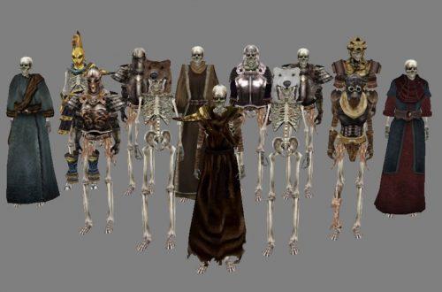 Для модификации Morrowind Rebirth вышло масштабное обновление 5.0