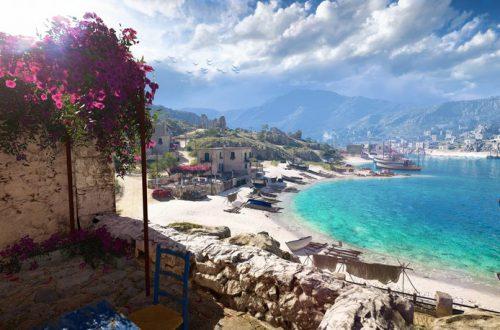Battlefield V:  битва на критском побережье в трейлере новой карты «Меркурий»