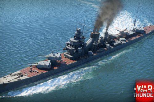 War Thunder получила крупное обновление «Императорский флот»