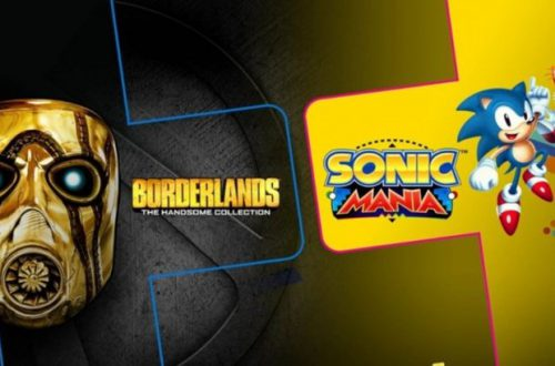 Подписчики PS Plus получат Borderlands: The Handsome Collection и Sonic Mania