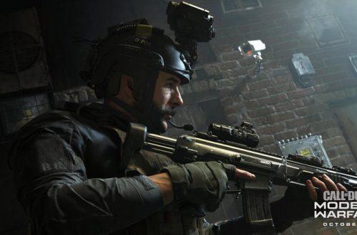Капитан Прайс вернулся: Activision анонсировала Call of Duty: Modern Warfare