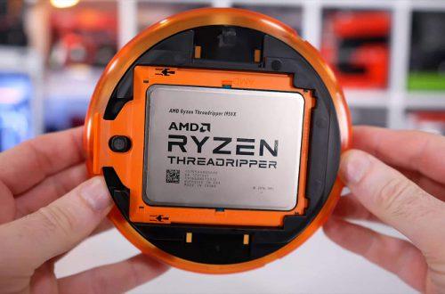 Нет, AMD вовсе не отказалась от процессоров Ryzen Threadripper