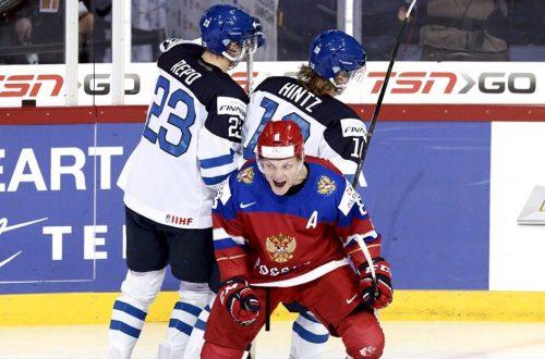 Хоккей Россия Финляндия 2019 полуфинал смотреть онлайн время