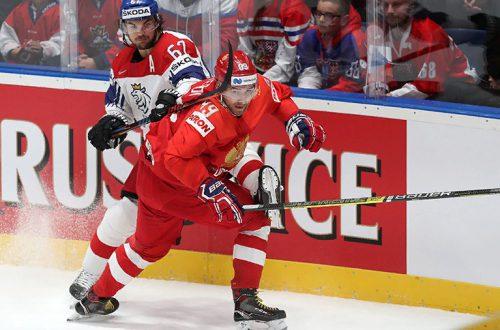 Хоккей Россия Чехия 2019 матч за 3 место где смотреть онлайн