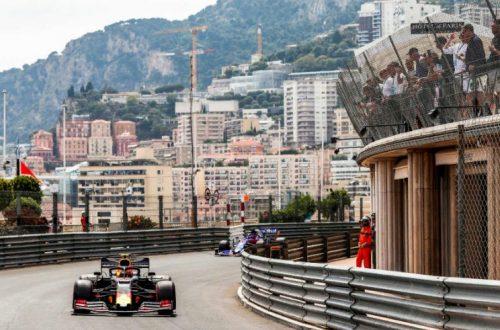 Формула 1 гран при Монако 2019 где смотреть онлайн