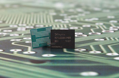 SK Hynix начинает поставку 96-слойной флеш-памяти 4D QLC NAND