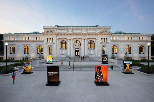В библиотеку за новым смартфоном. Apple Carnegie Library открывает свои двери через два дня