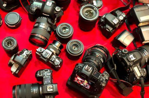 В будущем году ожидается выход беззеркальной камеры Canon EOS RS разрешением 80 Мп
